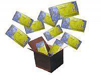Luvas procedimentos supermax Média 10 caixas